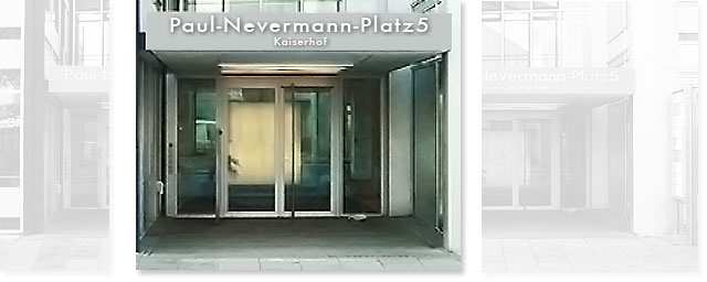 Eingang Paul-Nevermann-Platz
